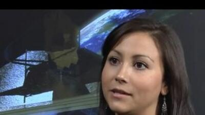 Margaret Domínguez tiene 27años, será la primera poblana en la NASA. Imá...
