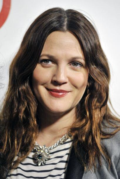Recientemente Drew Barrymore incursionó en el mundo de la moda al lanzar...