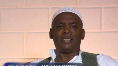 William Potts, fugitivo escondido en Cuba