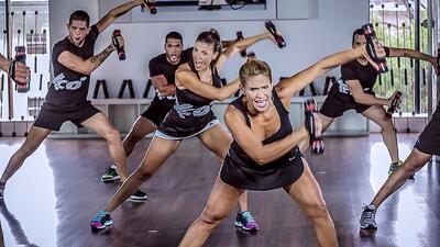 Boricua acapara el mundo del ejercicio