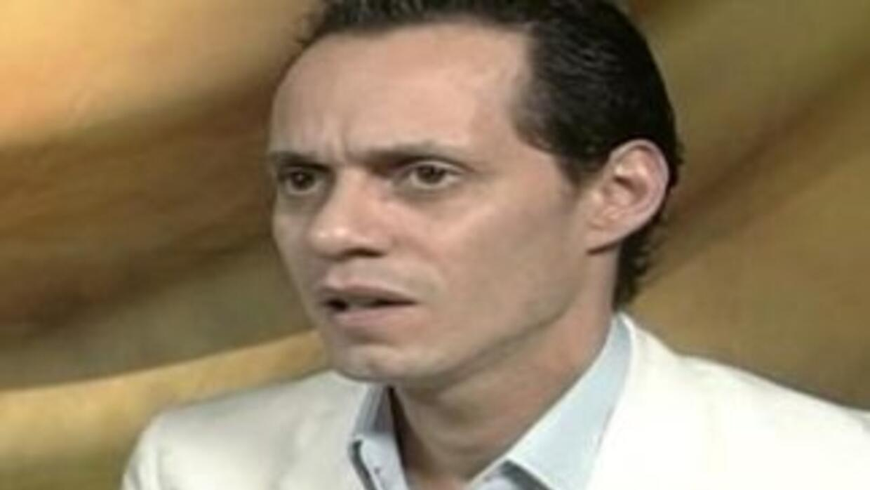 Marc Anthony lloró por Jennifer López