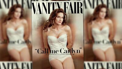 Bruce Jenner presenta a Caitlyn en Vanity Fair