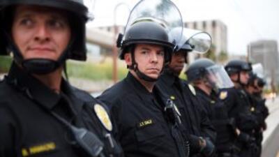 El programa federal 287(g) otorga a las policías locales poderes extraor...