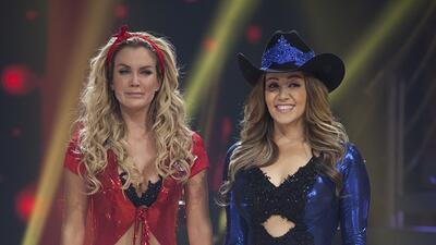 Rosie versus Verónica: con estas caras recibieron su sentencia en Mira Quién Baila