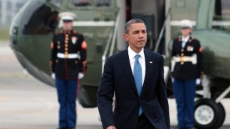"""""""Es por esta razón que hicimos la reforma de Wall Street"""", dijo Obama."""
