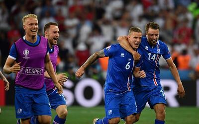 Islandia, la 'cenicienta' de la Euro, será sinodal del Tri de car...