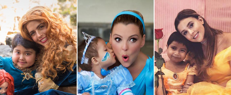 Actrices que se convirtieron en princesas