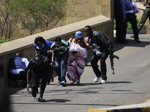 El grupo dice haber actuado en represalia por la presencia de las Fuerza...