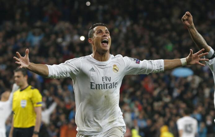 El club merengue logró darle la vuelta a los alemanes con goles de Ronaldo.
