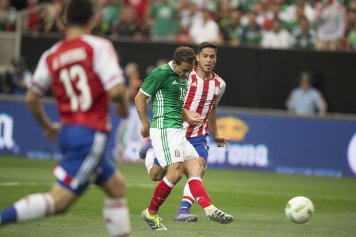 El último México vs. Paraguay se lo quedó el 'Tri' 20160528_8545.jpg