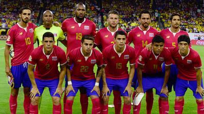 El ranking de los jugadores de Colombia vs Costa Rica
