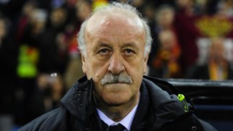 El ahora técnico de 'La Roja' reconoció la labor que ha hecho Ancelotti...