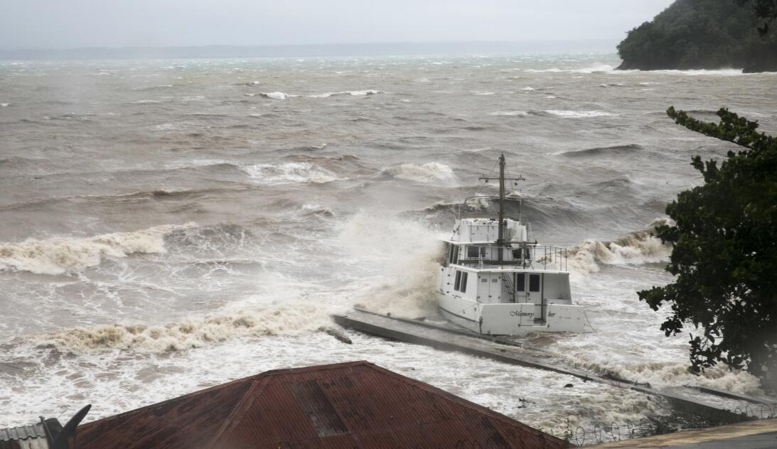Fotos: Los estragos de Irma en República Dominicana  AP_17250558200093.jpg