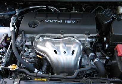 El motor de 2.4 litros produce 158 caballos de fuerza y tiene un consumo...