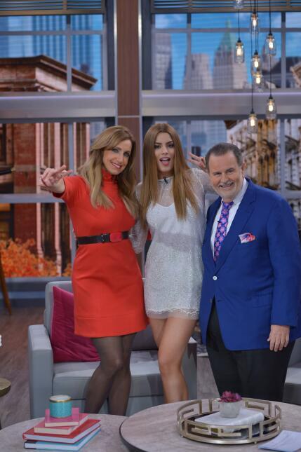 ¡Miss Colombia pasó un día increíble con El Gordo y La Flaca! DSC_3199.JPG