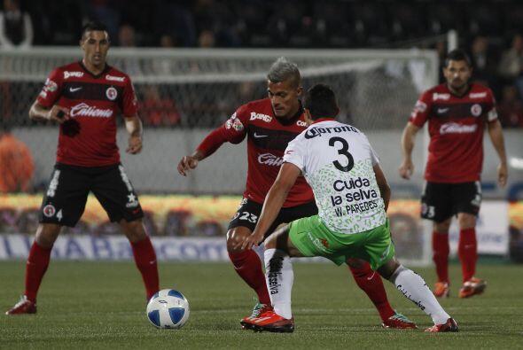 El viernes en la noche los Xolos de Tijuana reciben a los Jaguares de Ch...