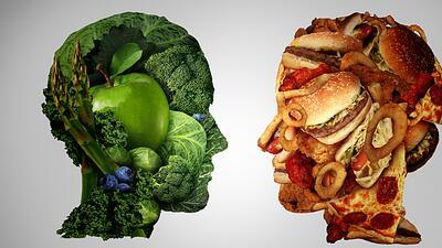 Comida ru00e1pida o comida sana