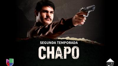 EL CHAPO 2 SEASON PROMO SHARE EN REDES FB
