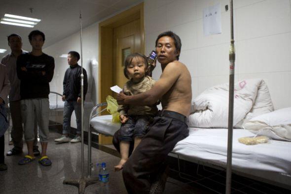El presidente chino Xi Jinping hizo una petición a los cuerpos de rescate.