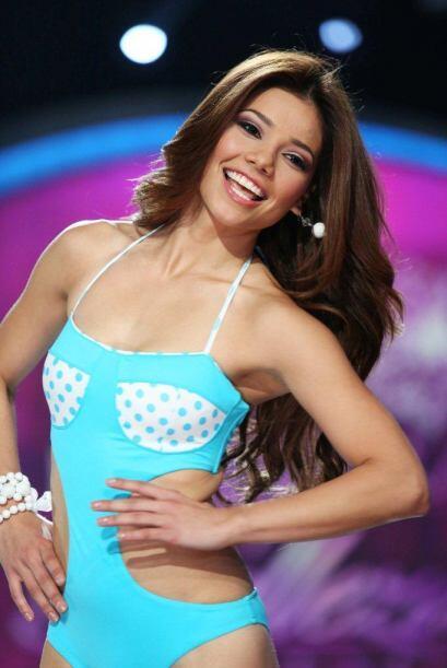 La mexicana de 21 años probó su suerte en la audici&oacute...