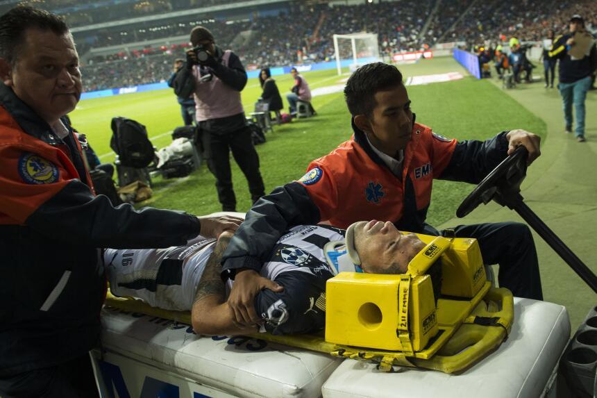 Monterrey empató con Santos y peligra el liderato general lesion-de-cels...