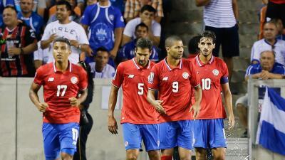 Costa Rica vs. Haití