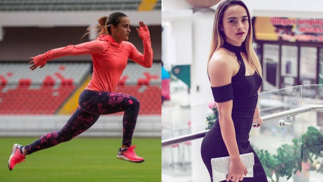 Melissa Herrera, la hermosa joya del fútbol latinoamericano femenino Pri...