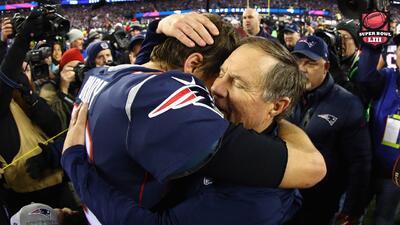 Dueño de los Patriots quiere una temporada más de Brady-Belichick