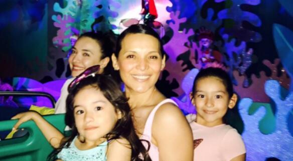 Los hijos de Karla Luna