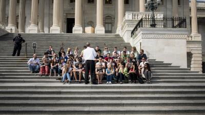 EEUU alberga la mayor cantidad de estudiantes de intercambio del mundo.