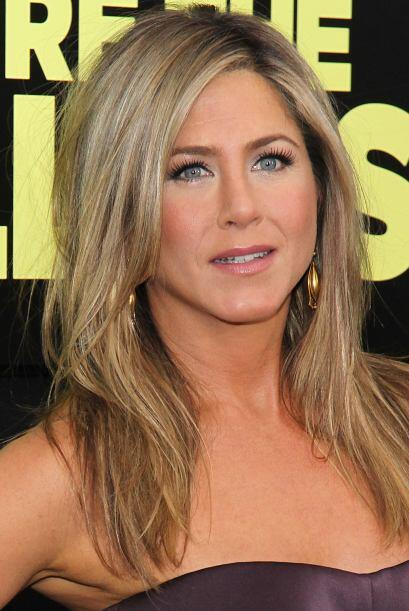 ¿Y cómo les parece, Jennifer Aniston?