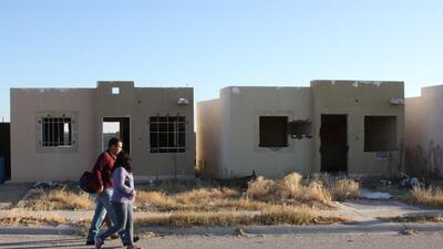 Para los vecinos, las casas vacías son un problema serio. No sólo ensuci...
