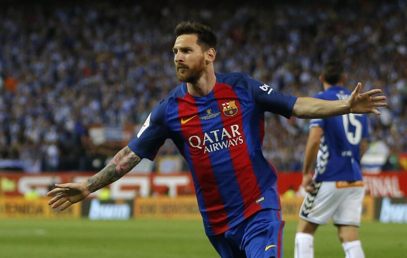 Messi llega a Argentina para ultimar los preparativos de su boda AP_1714...