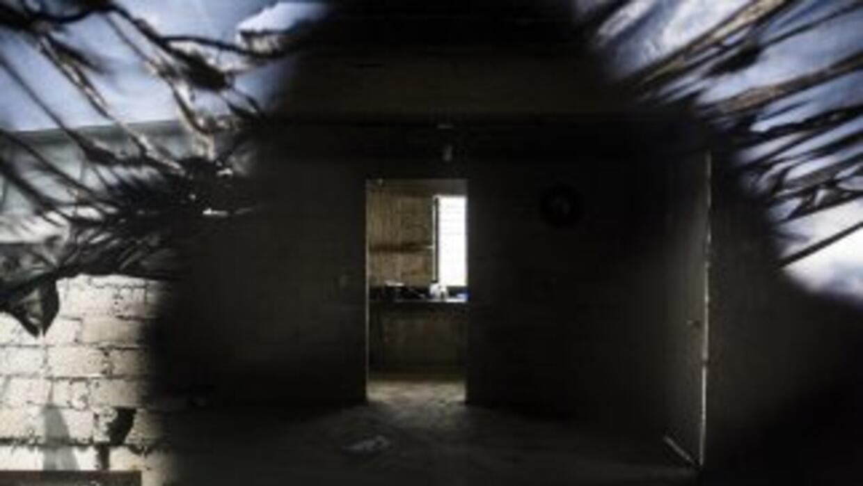 La casa por la que se habría fugado El Chapo