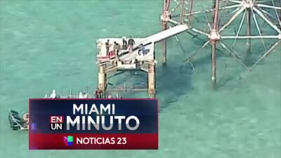 'Miami en un Minuto': este martes se realiza una audiencia de apelación en el caso de 24 balseros que fueron acogidos por Australia