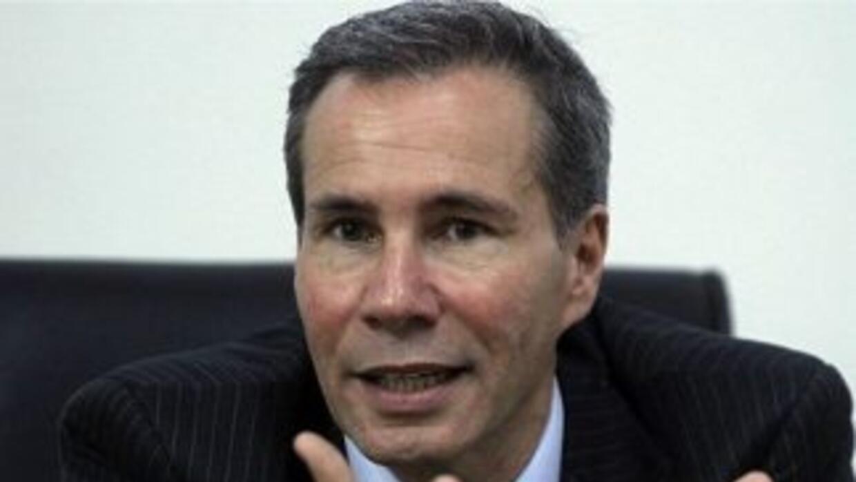 El fiscal argentino Alberto Nisman.