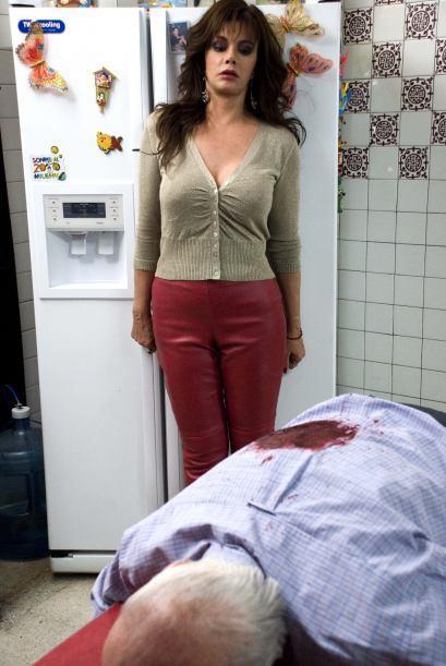 Lucía Méndez en Mujeres asesinas