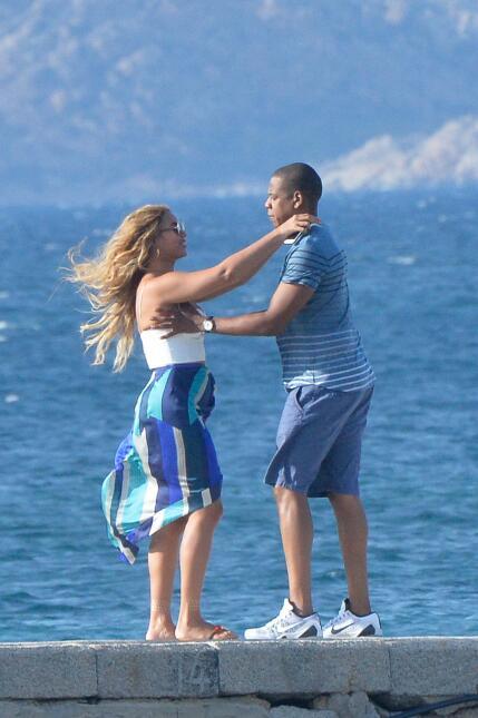 ¡Beyoncé y Jay Z están beso y beso! SALF_BYZCIL150916_10.JPG