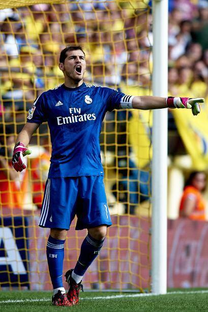 Iker Casillas: Hablando del Real Madrid, el que de nueva cuenta suena pa...