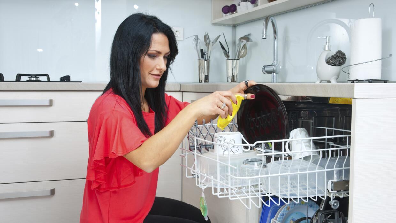 Descubre cómo limpiar el lavavajillas, de la mano de dos expertos.