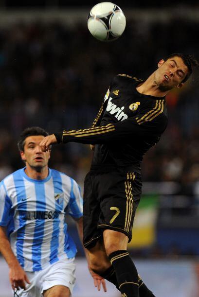 El Málaga, equipo local, necesitaba de un gol para avanzar, después de h...