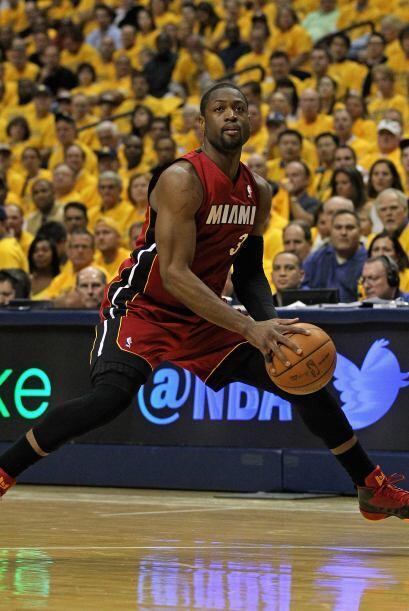 Finalmente el tercer equipo lo conforma el base Dwyane Wade. Su Miami He...