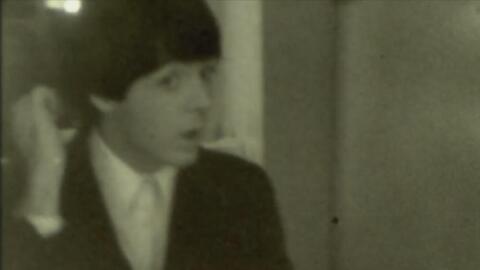 Video nunca antes visto de Los Beatles en Australia