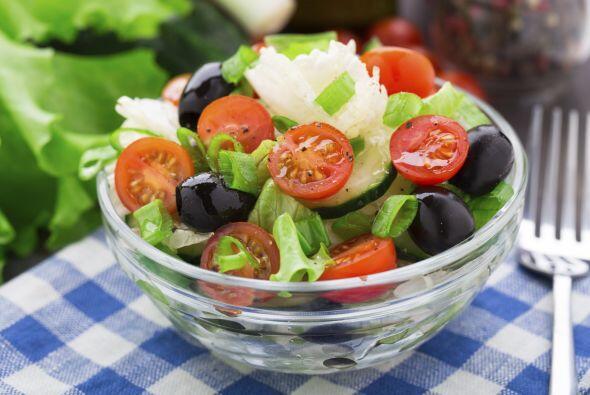 Piensa en vegetales de hoja verde, como espinacas o coles, para más usos...