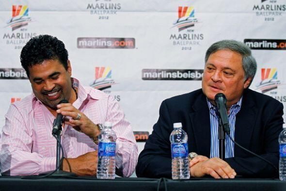El blog de Guillén filtró la información de que firmaría con los Marlins.