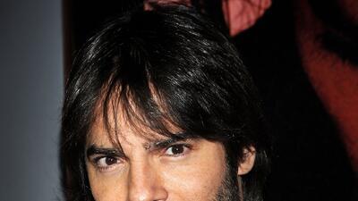 Joaquín Cortés, el mejor 'bailaor' del mundo llegó dejando atrás su fama de conquistador 😍