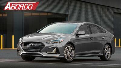 Chicago Auto Show: Hyundai Sonata Hybrid y PHEV 2018