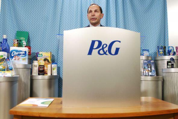 PROCTER & GAMBLE- El mayor fabricante del mundo de productos para el hog...