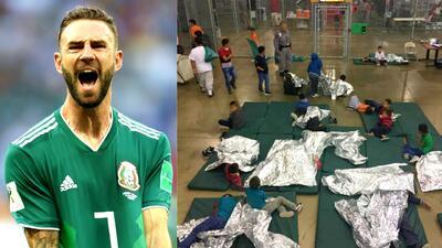 Las súplicas de Layún en nombre de los niños afectados por la política antiinmigrante de Donald Trump