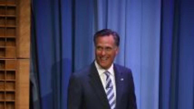 Mitt Romney peleará contra Evander Holyfield